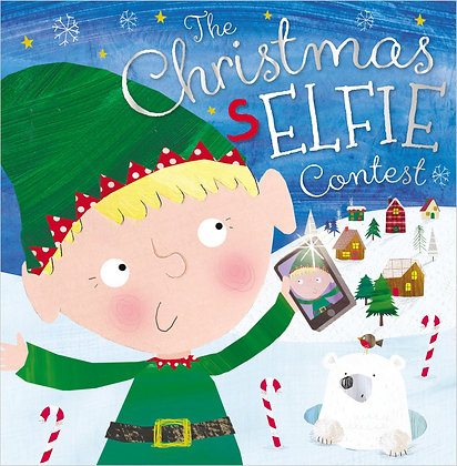 The Christmas Selfie Competition