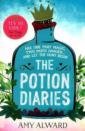 The Potion Diaries (Amy Alward)