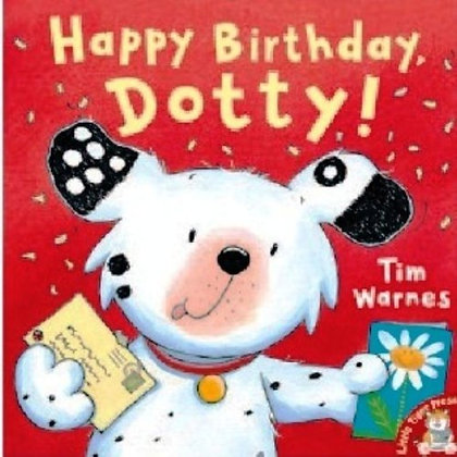 Happy Birthday Dotty