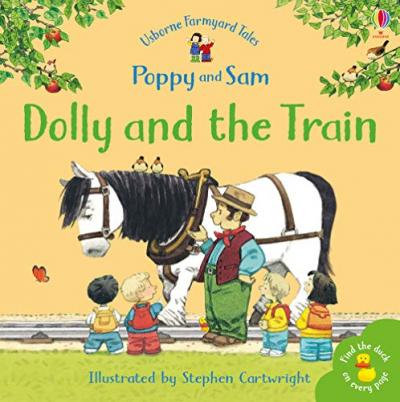 Dolly And The Train (Poppy And Sam)