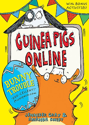 Bunny Troubl (Guinea Pigs Online)