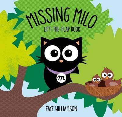 Missing Milo (Lift-The-Flap Book)