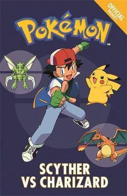 Pokemon: Skyther Vs Charizard