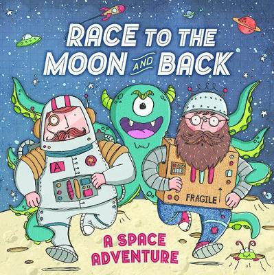 Race To The Moon and Back