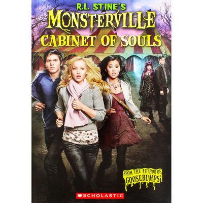 Monsterville: Cabinet Of Souls