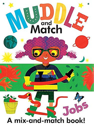 Muddle And Match: Jobs (A Mix-And-Match Book)
