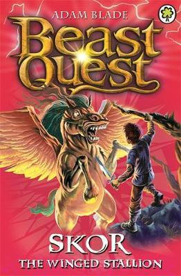 Beast Quest: Skor The Winged Stallion