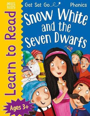 Get Set Go Learn To Read - Snow White and the Seven Dwarfs