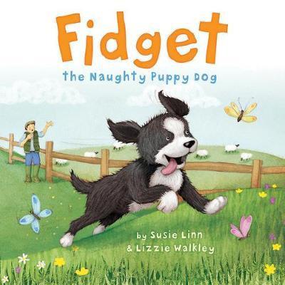 Fidget the Naughty Puppy Dog