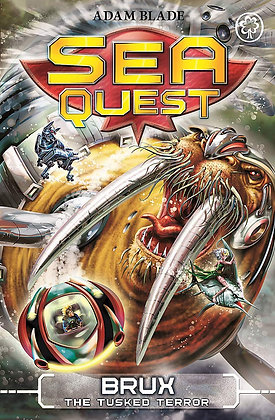 Sea Quest: Brux The Tusked Terror