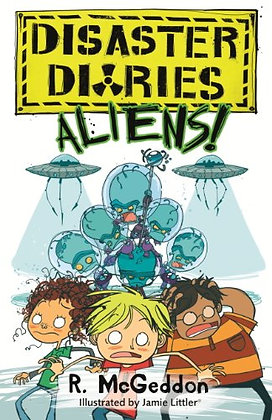 Disaster Diaries - Aliens!