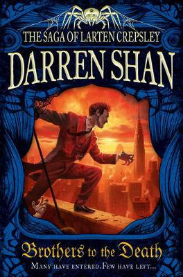 Brothers To The Death (Darren Shan)