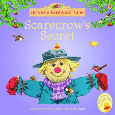Scarecrow's Secret (Poppy And Sam)