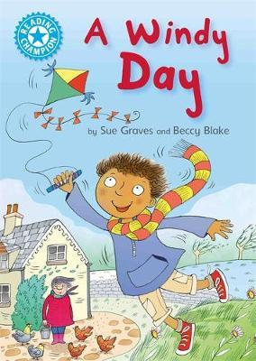 A Windy Day (Reading Champion Blue 4)