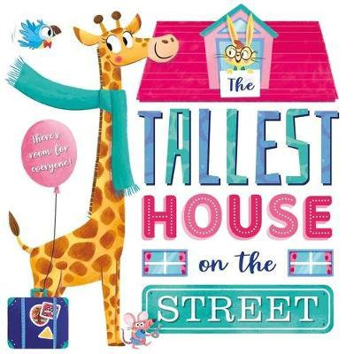 The Tallest House on the Street