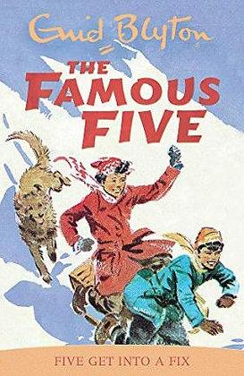 The Famous Five: Five Get Into A Fix