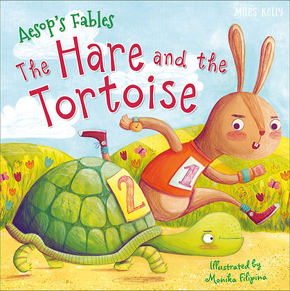 The Hare and the Tortoise (Aesop's Fables)
