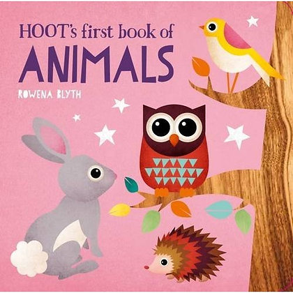 Hoot's First Book of Animals