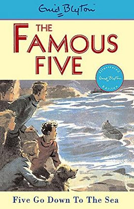 The Famous Five: Five Go Down To The Sea