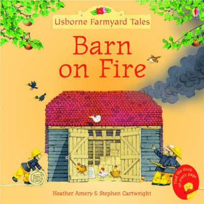 Barn On Fire (Poppy And Sam)
