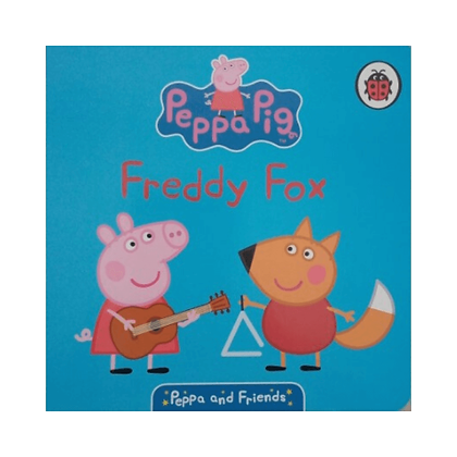 Freddy Fox (A Peppa Pig Board Book)