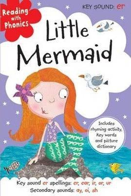 Little Mermaid (Reading With Phonics) (Hardback)