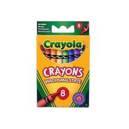 Crayola Crayons (8 Pack)