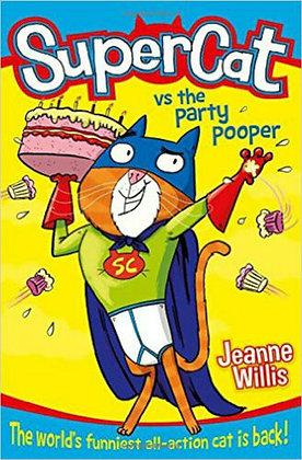 Super Cat vs the Party Pooper