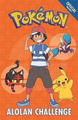 Pokemon: Alolan Challenge