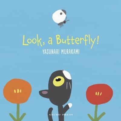 Look, A Butterfly (Board Book)