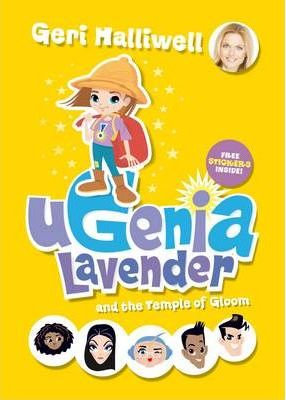 Ugenia Lavender And The Temple Of Gloom