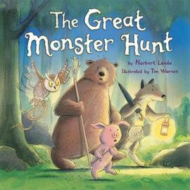 The Great Monster Hunt (Picture Book and CD Set)