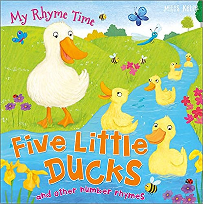 Five Little Ducks and Other Nursery Rhymes (My Rhyme Time)