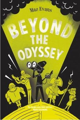 Beyond The Odyssey (Maz Evans)
