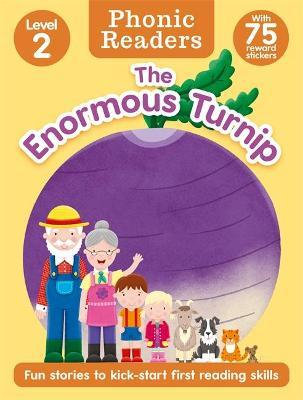 The Enormous Turnip (Phonic Readers) (Level 2)