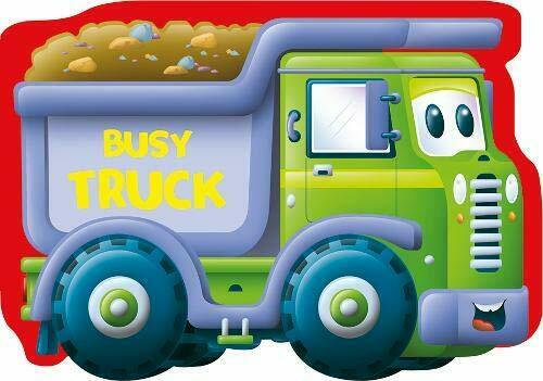 Busy Truck (Board Book)