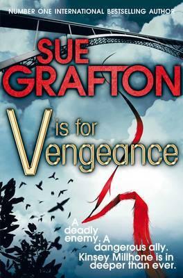 V Is For Vengeance (Sue Grafton)