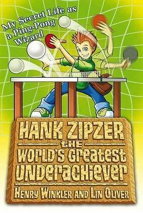 Hank Zipzer: My Secret Life As A Ping Pong Wizard