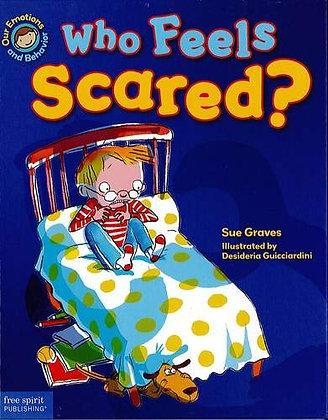 Who Feels Scared? - A Book About Being Afraid
