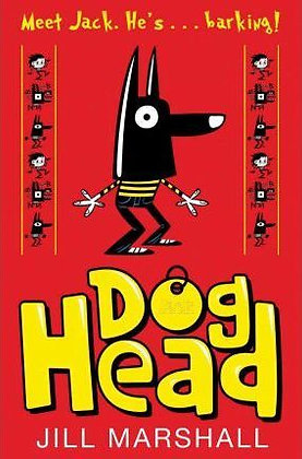Dog Head (Jill Marshall)