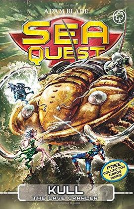 Sea Quest: Kull The Cave Crawler