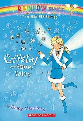 Rainbow Magic: Crystal The Snow Fairy