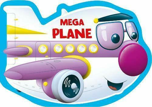 Mega Plane (Board Book)