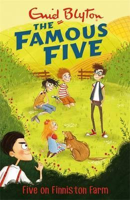 The Famous Five : Five On Finniston Farm