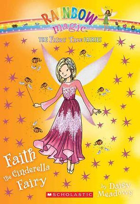 Rainbow Magic: Faith The Cinderella Fairy