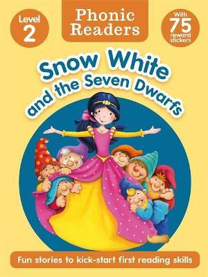 Snow White And The Seven Dwarfs (Phonic Readers) (Level 2)