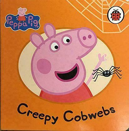 Creepy Cobwebs (A Peppa Pig Board Book)