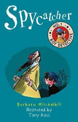 Spycatcher (No.1 Boy Detective)