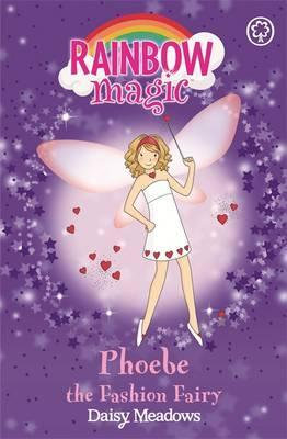Rainbow Magic: Phoebe The Fashion Fairy