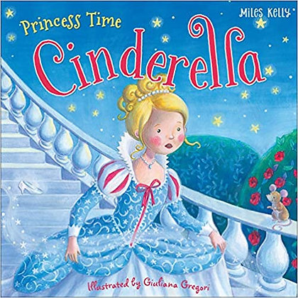 Cinderella (Story Time)